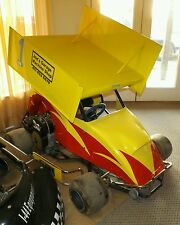 Youth Winged Outlaw Racing Kart