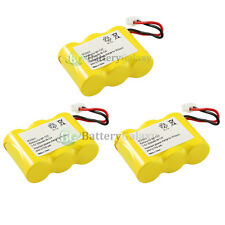 3 NEW Cordless Home Phone Rechargeable Battery for Vtech 80-5074-0000 8050740000