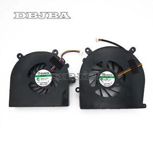 GPU+CPU Cooling Fan For Clevo P150EM P150HM P170HM P170EM P150SM P170SM fan