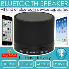Mini Wireless Bluetooth Speaker! Multi Bass Portable Speakers LED Bluetooth