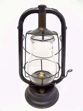 Antique Old The WM Co Winfield Warren 0 Standard Tubular Barn Lantern Lamp Metal