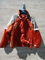 vtg 90s starter Texas university Sports Coat  jacket  medium