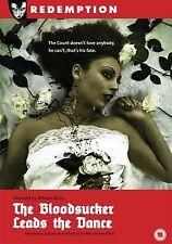 Bloodsucker Leads The Dance DVD Femi Benussi Caterina UK Release New Sealed R2