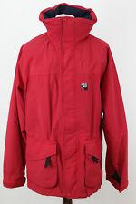 SPRAYWAY Wayfarer Red Windbreaker Jacket Size L