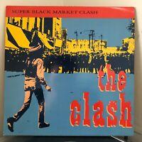 "THE CLASH Super Black Market Clash 3x10"" LP 1993 NEAR MINT TOP COPY US Press"