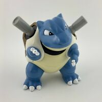 Vintage 2000 Pokemon Hasbro Blastoise Hydro Pump Water Squirting Toy Figure