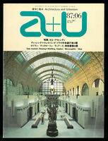 Architettura A+U Architecture and Urbanism n. 201 1987