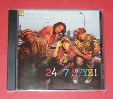 24-7 Spyz! - This is ... 24-7 Spyz! -- CD / Rock