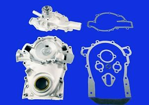 1962-1966 Buick Nailhead Timing Cover & Water Pump Replace. 400, 401, 425