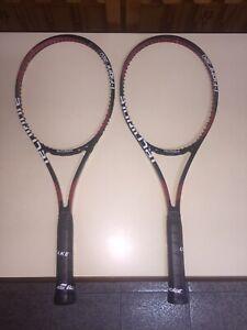 Tennis Racquet x2 Tecnifibre Tfight 320 18x20 L3