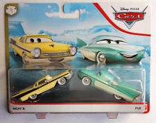 CARS - NICKY B. & FLO - Mattel Disney Pixar