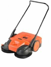 Haaga 355 Commercial Domestic Manual Sweeper with Twin Brush 55cm Wide 4Y WRNTY
