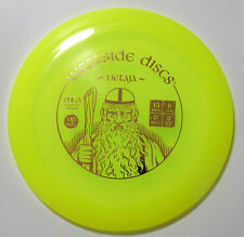 173g Westside Surcerer VIP Disc Golf Driver Yellow / Gold