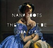 THEY MIGHT BE GIANTS CD - NANOBOTS (2013) - NEW UNOPENED - ROCK