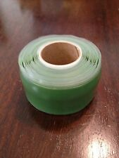 Silicone Tape Green Fusing Repair Tape X-treme Mighty Fixit Fast Rescue Yourself