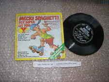"7"" Werbe - Yps / Mecki Spaghetti (Gimmick Nr.279) Schallfolie Flexi HIT PICK"