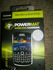 POWERMAT WIRELESS CHARGING RECEIVER BLACKBERRY BOLD 9700
