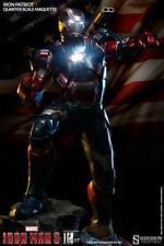 Sideshow IRON PATRIOT Premium Format 1/4 maquette Iron Man III Mark 42 XLII