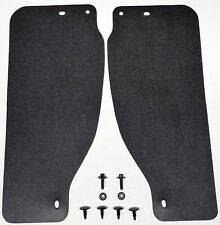 Ford 1999-2012 F250 F350 Front of Rear Single Wheel Inner Splash Shields Pair
