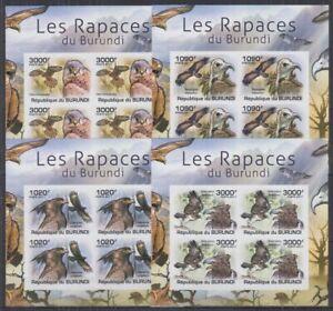 Z458. Burundi - MNH - Nature - Animals - Birds - Imperf