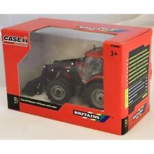 Britains 1:32 Case IH Replica Maxxum 110 Tractor & Loader Collectable Farm Toy