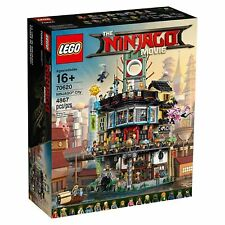 LEGO Ninjago Movie 70620 City Neu&ovp