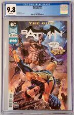 Batman #47 DC 2018 Daniel Variant CGC 9.8 Catwoman Booster Gold Top Census Grade