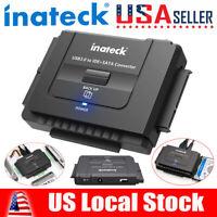 "Inateck IDE|SATA Converter USB External Hard Drive Adapter Kit 2.5""/3.5"" Cable"