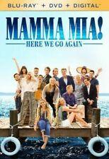 Mama Mia Here we go Again blu ray