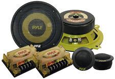 "New Pyle PLG5C 5.25"" 300 Watt 2-Way Custom Component Car Stereo Speaker System"