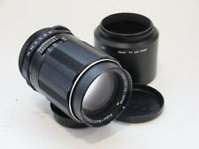 Pentax Super Takukmar 135mm F3.5 M42 Screw Mount Lens. No u11809