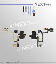 Flex flat PER IPHONE 4 JACK AUDIO TASTI VOLUME MUTE NERO