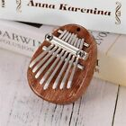 Mini Kalimba 8 Keys Thumb Piano Great Sound Finger Keyboard Musical InstrumeToy