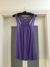 Sexy Ted Baker Violet Top, Size 2 (Equivalent Aus Sz 10)