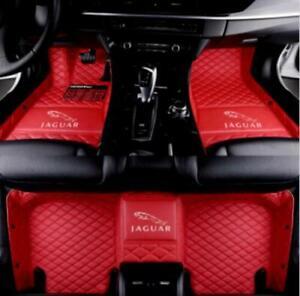 Suitable For Jaguar-F-Pace F-Type XE XF XJ XJL XK luxury custom Car floor mats