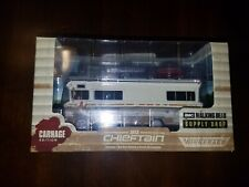 Greenlight Exclusive Carnage Edition 1973 Chieftain Winnebago The Walking Dead