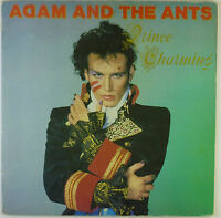 """12"""" LP - Adam And The Ants - Prince Charming - k5497 - washed & cleaned"""