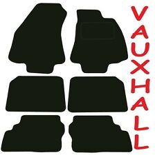 Vauxhall Zafira DELUXE QUALITY Tailored mats 1998 1999 2000 2001 2002 2003 2004