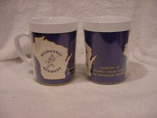 VERY RARE EARLY 1970's Milwaukee Brewers SGA Thermal Coffee Mug, NMMT!!