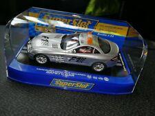 Scalextric Superslot MERCEDES SLR MCLAREN SAFETY CAR 1:32  (aceptado PayPal)
