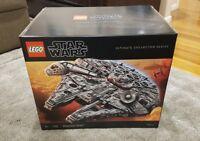 LEGO Star Wars UCS Millennium Falcon 75192 Brand new in brown box