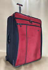 "Victorinox Werks Traveler 3.0 WT Upright 27"" Expandable Suitor Suitcase Red/Blk"