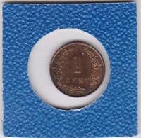 1 cent Niederlande 1905 Wilhelmina Netherlands
