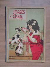 Album d'Images d'Epinal 2 - Imagerie Pellerin - 50 pages - 29 cm sur 40 cm