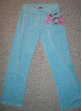 NWOT Girls JUICY COUTURE drawstring Pants Lounge track 10 Sweet Couture O' Mine