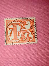 STAMPS - TIMBRE - POSTZEGELS - BELGIQUE - BELGIE 1985  NR.TX79  (ref. 2066 )