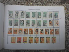 VINTAGE RUSSIAN MATCHBOX LABEL COLLECTION SEWING PG. 45