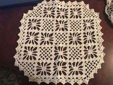 Arts & Crafts Doilies Antique Table Linens