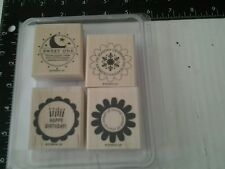 Stampin Up So Many Scallops Stamp Set