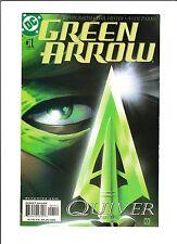 Green Arrow No.1   : 2001 :   : Quiver: Pt. #1 :